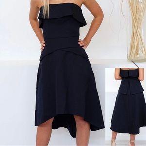 Elliatt- Navy Hilary Dress NWT
